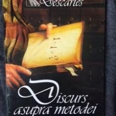 Discurs Asupra Metodei - Descartes -11 - Filosofie