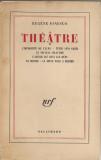 Eugen Ionesco - Theatre - vol. II - 1969