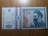 500 lei 1992  filigran profil