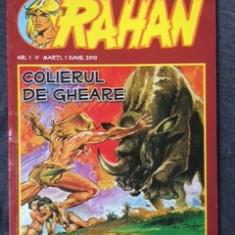 Revista Rahan - Colierul De Gheare {nr. 1, 1 Iunie 2010} -1 - Reviste benzi desenate