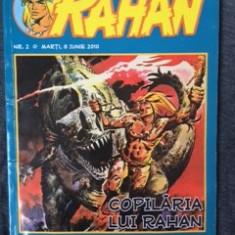 Rahan - Copilaria Lui Rahan Nr. 2 - 8 Iunie 2010 -1 - Carte personalizata