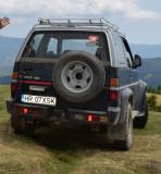 Daihatsu Feroza 4x4, Benzina, Berlina