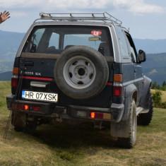 Daihatsu Feroza 4x4, An Fabricatie: 1996, Benzina, 56000 km, 1598 cmc