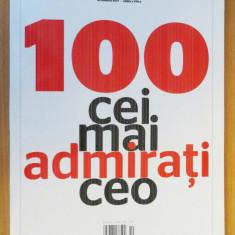 100 cei mai admirati CEO din Romania 2017 (supliment Business Magazin)