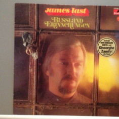 JAMES LAST(with Ghe.Zamfir) - RUSSLAND (1977/POLYDOR/RFG) -VINIL/Analog/ca NOU - Muzica Folk universal records