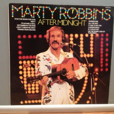MARTY ROBBINS - AFTER MIDNIGHT (1962/CBS/RFG) - VINIL/Analog/Country/ca NOU - Muzica Country Columbia