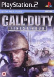 Call of Duty - Finest Hour - PS2 [Second hand], Shooting, 3+, Multiplayer