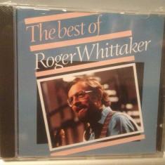 ROGER WHITTAKER - THE BEST OF (1984/METRONOME/ RFG)-CD NOU/Sigilat/Original - Muzica Country universal records