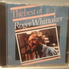 ROGER WHITTAKER - THE BEST OF (1984/METRONOME/ RFG)-CD NOU/Sigilat/Original - Muzica Country universal records