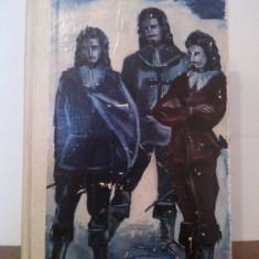 Alexandre Dumas - Les Trois Mousquetaires - Carte in franceza