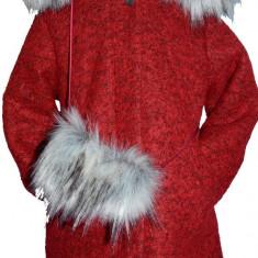 Palton elegant pentru fetite-Sabina PES RO1