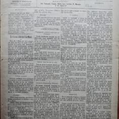 Ziarul Munca , organ social-democrat , an 1 ,nr. 10 ,1890 , I. Nadejde ,C. Mille