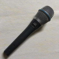 Microfon Shure Incorporated SHURE BETA 87A ( original )