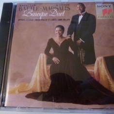 Baroque Duet - cd - Muzica Clasica sony music