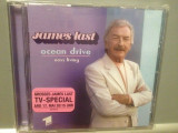 JAMES LAST - OCEAN DRIVE,EASY.. (2001/POLYDOR/Germany) - CD NOU/Sigilat/Original, universal records