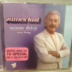 JAMES LAST - OCEAN DRIVE, EASY.. (2001/POLYDOR/Germany) - CD NOU/Sigilat/Original - Muzica Ambientala universal records