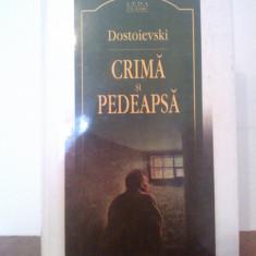 F.M. Dostoievski - Crima si pedeapsa (editie de lux) - Roman, Corint