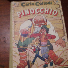 PINOCCHIO Carlo Collodi - Carte de povesti