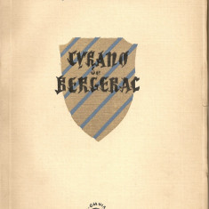 Edmond Rostand - Cyrano de Bergerac - 1947 - Carte Teatru