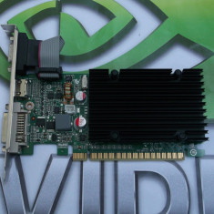 Placa video EVGA 8400GS 512 ddr3/ 64 bits Hdmi - Placa video PC Evga, PCI Express, 512 MB, nVidia