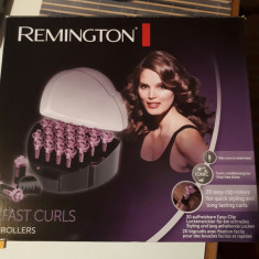 Trusa de bigudiuri electrice Remington - Ondulator de Par