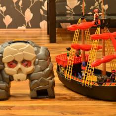 Playmobil pirates 2 seturi Corabia piratilor si Insula piratilor
