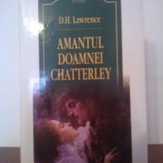 D.H. Lawrence – Amantul doamnei Chatterley (editie de lux) - Roman, Corint