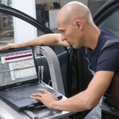 Tester Auto Panasonic Toughbook CF-52 (I5, 4Gb Ram, 160gb) Impecabil - Tester diagnoza auto