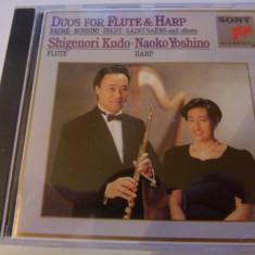 Damase, Faure, Ibert - etc - cd - Muzica Clasica sony music