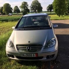 Mercedes benz A170 facelift, 117000 km, stare excelenta, An Fabricatie: 2005, Benzina, Clasa A