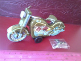 bnk jc China - Motocicleta - mecanism cu cheita - functionala