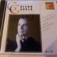 Bach, Beethoven, Haydn - Glenn Gould - cd - Muzica Clasica sony music