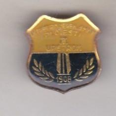 Bnk ins Intreprinderea 1 Mai Ploiesti UPETROM - Insigna, Romania de la 1950