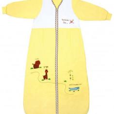Sac de dormit cu maneca lunga Sunshine Zoo 3-6 ani 3.5 Tog - Sac de dormit copii, Multicolor