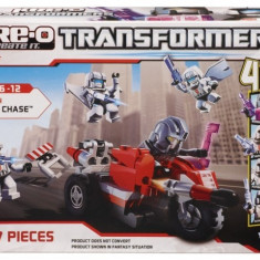 KRE-O Transformers Cycle Chase
