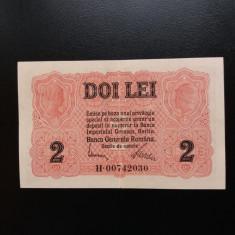 Bancnote romanesti 2lei bgr 1917 - Bancnota romaneasca