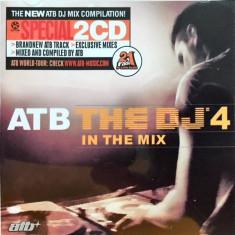 ATB - The DJ 4 In the Mix (dublu CD) - Muzica House roton