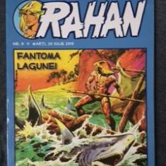 Rahan Nr.8-20 Iulie 2010, -Fantoma Lagunei -1 - Reviste benzi desenate