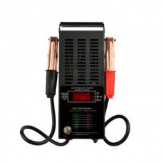 Tester pentru acumulatori 12 V DC, Geko G80029