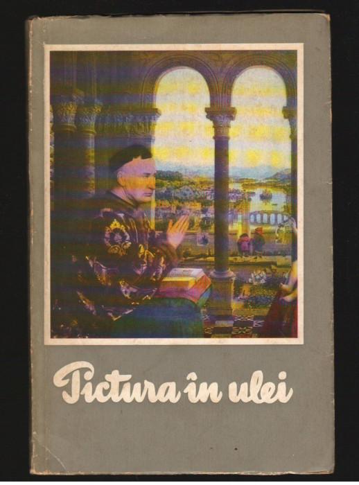 (C7914) PICTURA IN ULEI DE TRAUGOTT STEPHANOWITZ