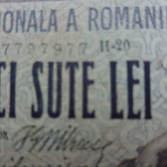 Bancnote romanesti 500lei 1920 xf - Bancnota romaneasca
