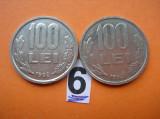 100 LEI 1992 AMBELE VARIANTE