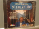 RICHARD CLAYDERMAN - DREAM OF LOVE (1988/SPECTRUM/RFG) - CD NOU/Sigilat/Original, universal records