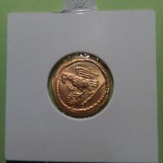 2005.02.21 - Replică după moneda dacică - KOSON - Medalii Romania