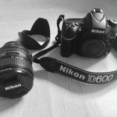 Nikon D600 - Aparat foto DSLR