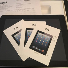 Ipad 4 32gb - Tableta iPad 4 Apple, Negru, Wi-Fi