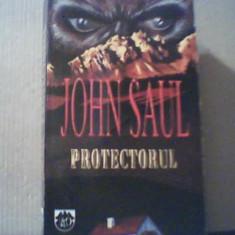 John Saul - PROTECTORUL { Rao, 1994 } - Carte Horror