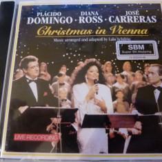 Christmas in Vienna - cd - Muzica Clasica sony music