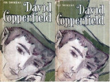 CHARLES DICKENS , DAVID COPPERFIELD , 2 vol. , EDITIA a II-a 1959  !
