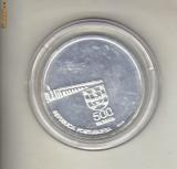 bnk mnd Portugalia 500 escudos 1999, argint
